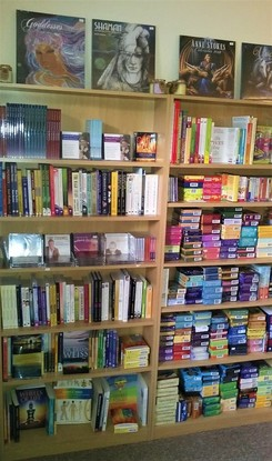 Spiritual Books, Mediumship CDs, Oracle and Tarot Cards Sets - Mind-Body-Spirit